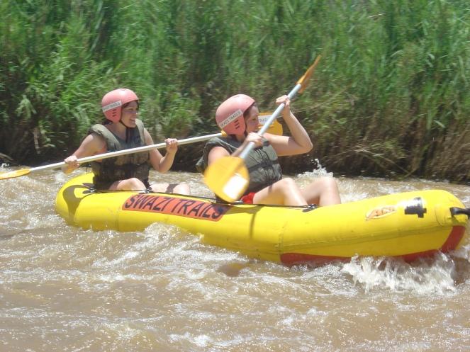 Swaziland Rafting 029